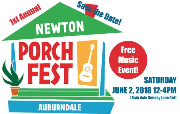 Newton PorchFest