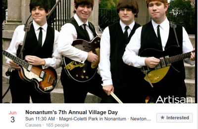 Nonantum Village Day