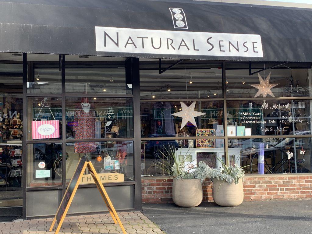 Shop Local - Shop Natural Sense in Newtonville