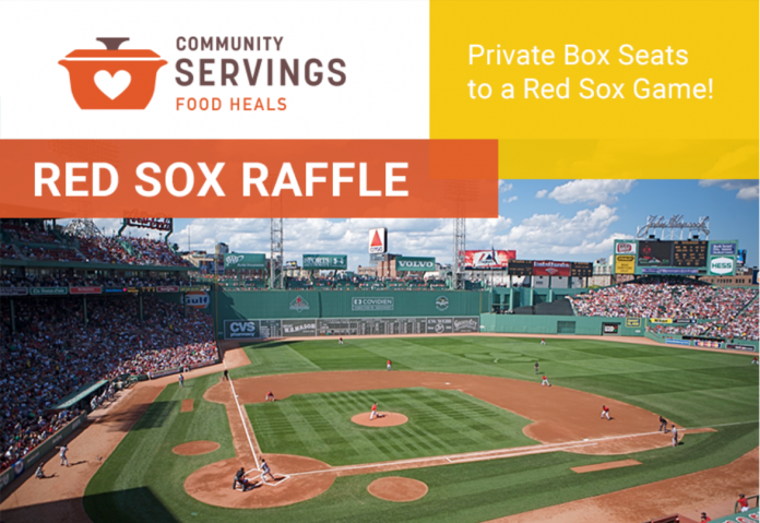 Red Sox Raffle