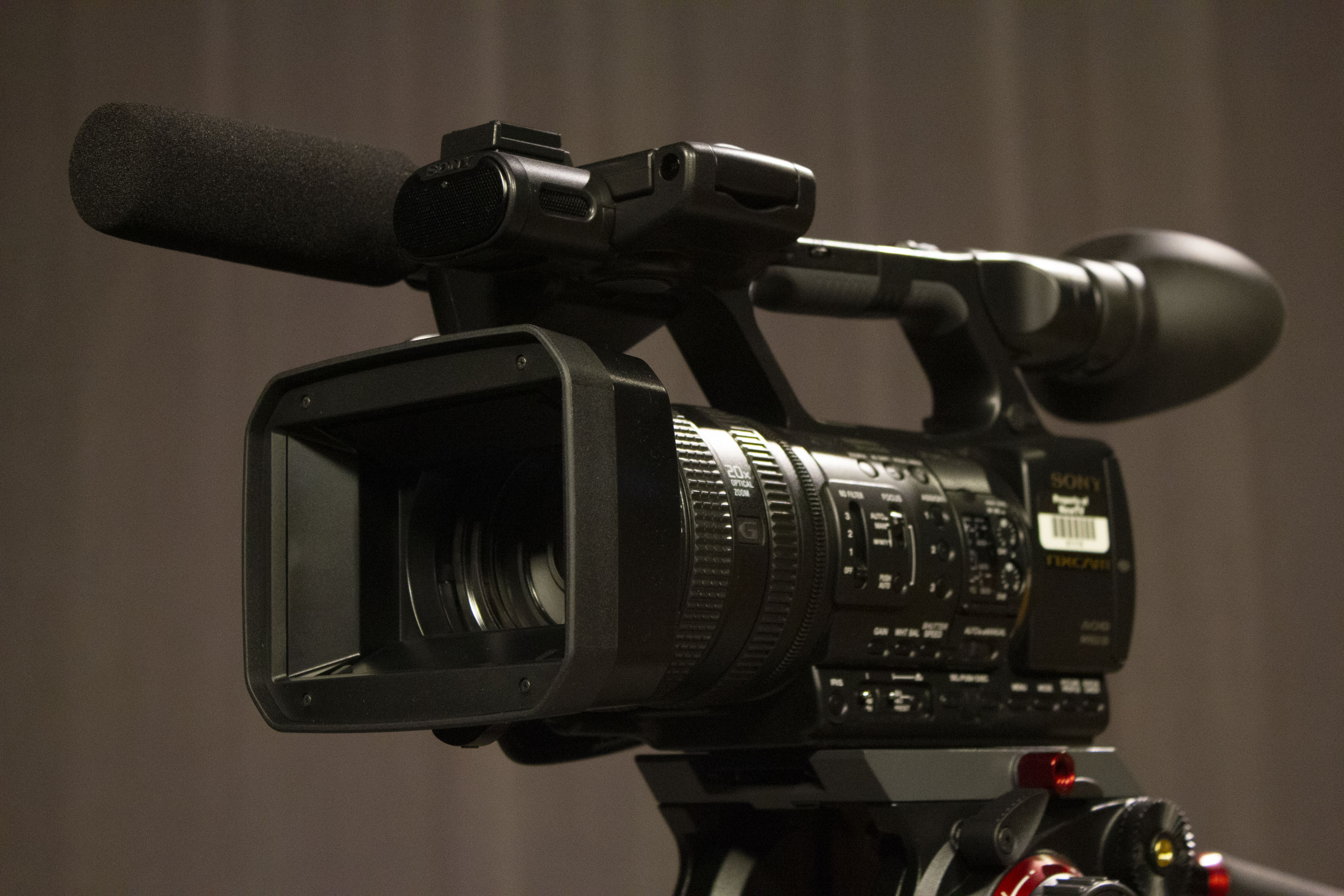 camera for field shoot