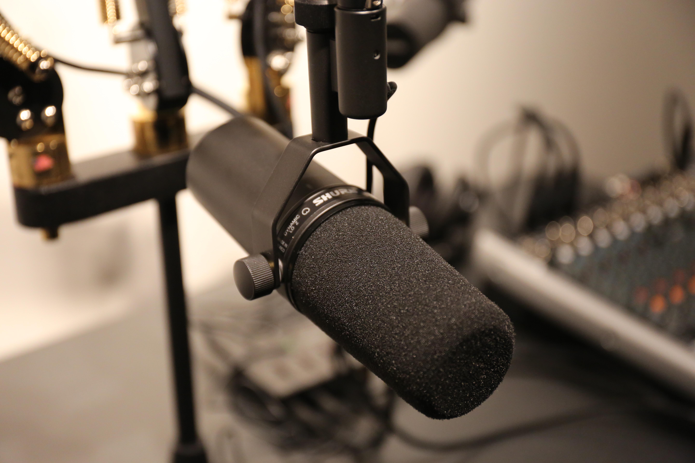 podcasting at NewTV