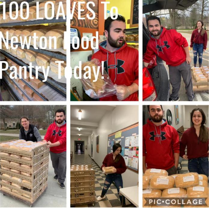 Great Harvest Bread Newtonville